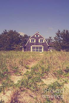 Vintage Cottage Cape Cod by Edward Fielding