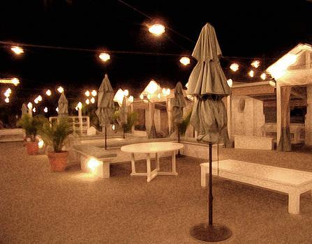 Nicole I Hamilton - Vintage Courtyard