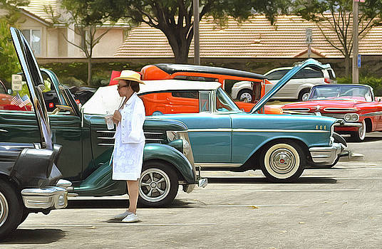Cynthia Nunn - Vintage Cruisers 121