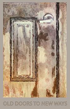 Vintage Door 1 by Eduardo Tavares