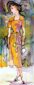 Ginette Callaway - Vintage Fashion Chic
