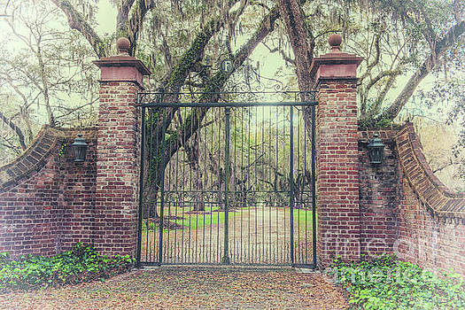 Dale Powell - Vintage Fenwick Hall Gate