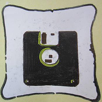 Vintage floppy by Pallavi Karve
