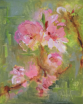 Vintage Floral by Barbara Andolsek