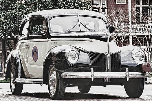 Vintage FLoria Highway Patrol  by Frank Feliciano