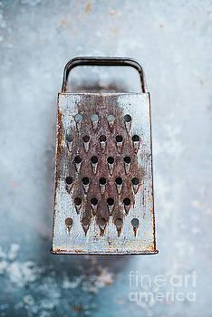 Vintage grater by Viktor Pravdica
