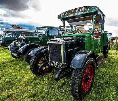 Vintage haulage by Peter Jenkins