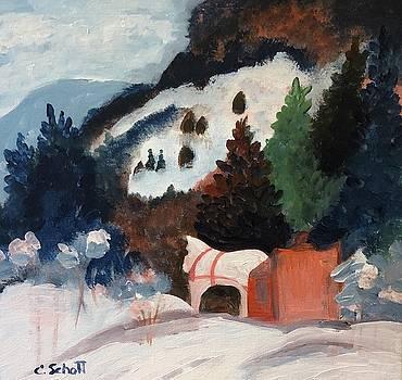 Vintage Holiday by Christina Schott