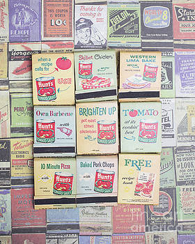 Edward Fielding - Vintage Matchbooks