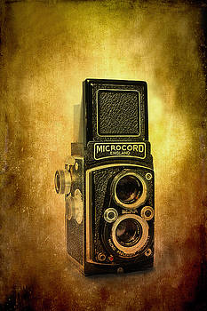 Vintage Microcord Camera by Martin Fry