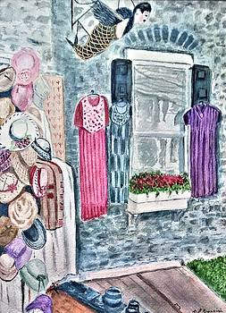 Vintage New Hope 2 by Vickie G Buccini