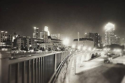 Vintage Night Lights by Heidi Hermes