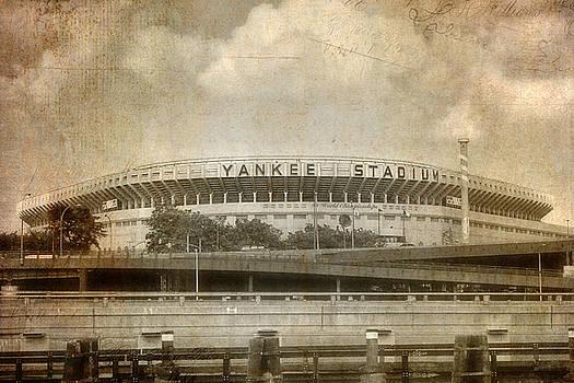 Joann Vitali - Vintage Old Yankee Stadium