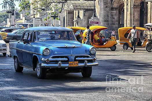 Patricia Hofmeester - Vintage 1956 Dodge in Havana