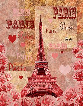 Irina Sztukowski - Vintage Paris And Roses
