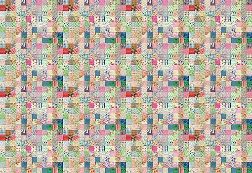 Peggy Collins - Vintage Patchwork Quilt