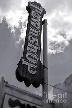 Gregory Dyer - Vintage Pawnshop Sign