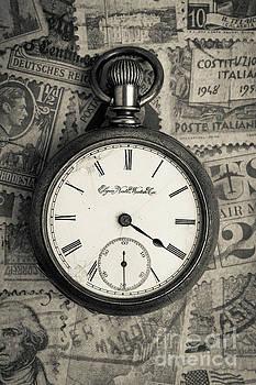 Vintage Pocket Watch by Edward Fielding
