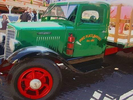 Lydia L Kramer - Vintage Produce Truck