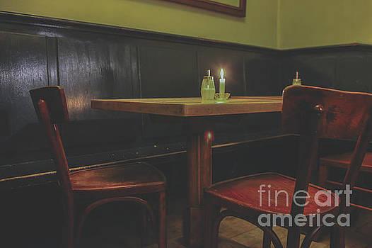 Patricia Hofmeester - Vintage pub style