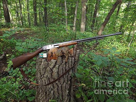 Vintage Remington Model 12 by Gerald Strine