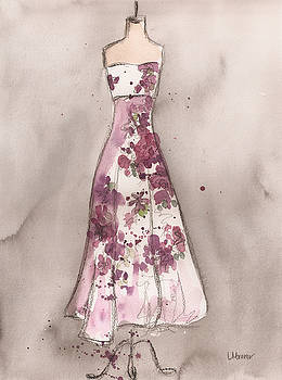 Vintage Romance Dress by Lauren Maurer
