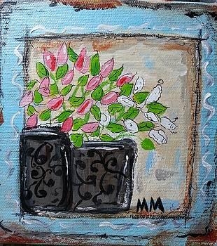 Vintage Roses  by Mellissa Meeks