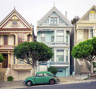 Vintage San Francisco by Felix Choo