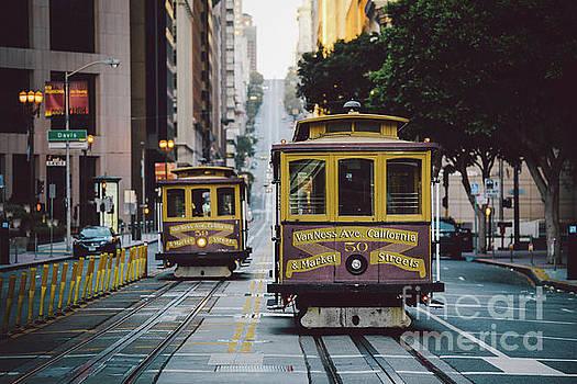 Vintage San Francisco by JR Photography