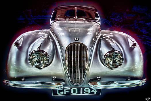 Vintage Speedster by Chris Lord