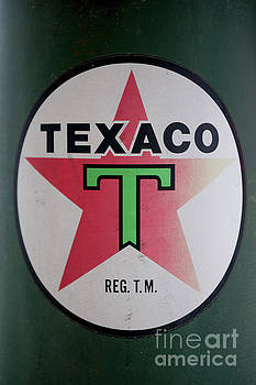 Dale Powell - Vintage Texaco Gas Pump