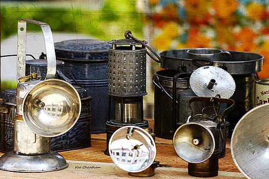 Kae Cheatham - Vintage Tools for Miners