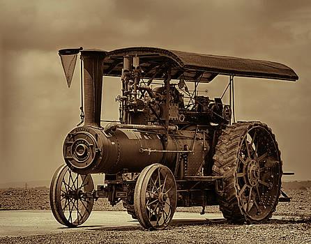 Eleanor Bortnick - Vintage Tractor