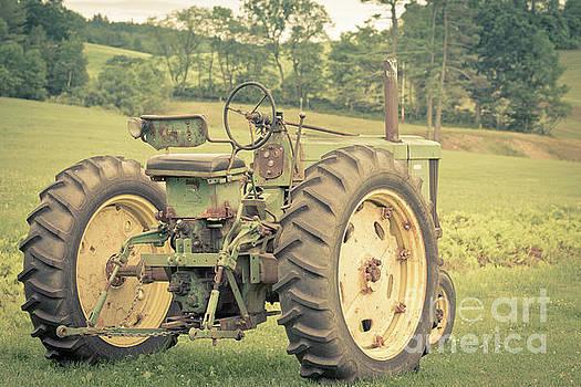 Edward Fielding - Vintage Tractor Keene New Hampshire