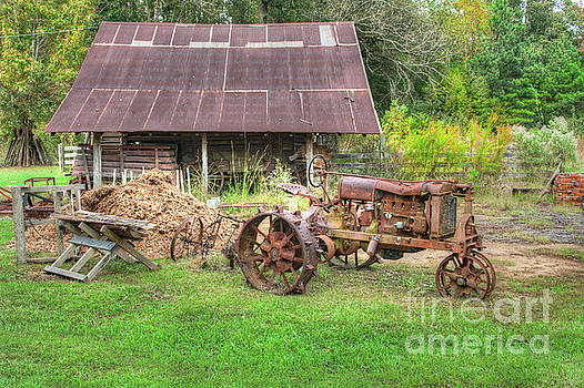 Larry Braun - Vintage Tractor