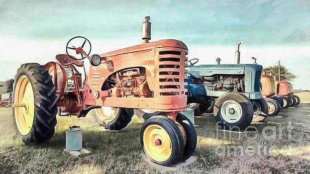 Edward Fielding - Vintage Tractors New Glasgow PEI