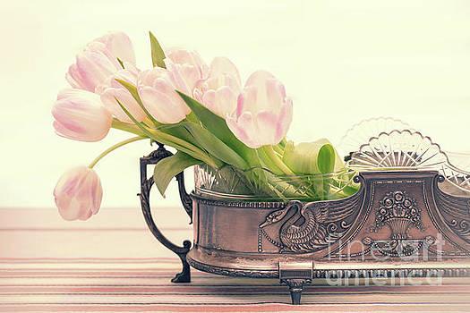 Delphimages Photo Creations - Vintage tulips