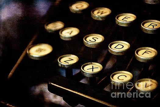 Vintage  Type 2 by Pamela Moran