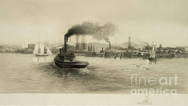 Dale Powell - Vintage Wharf