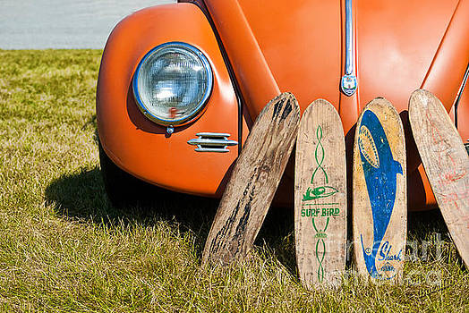 Vintage WV and Skateboards by Tony  Bazidlo