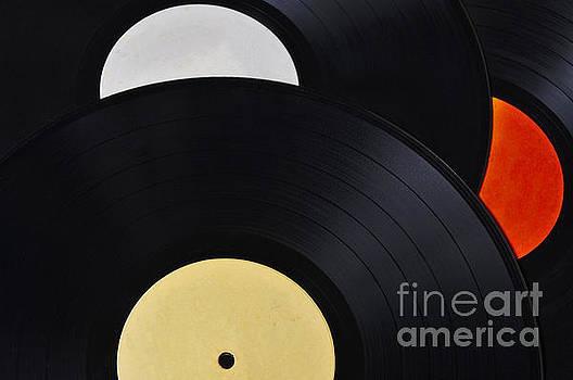 Angelo DeVal - Vinyl Records Collection
