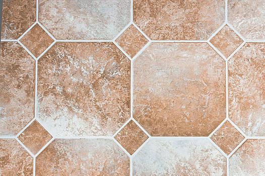 Vinyl tiles by Tom Gowanlock