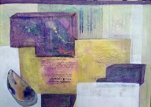 Viola-yellow by Brigitte Willener
