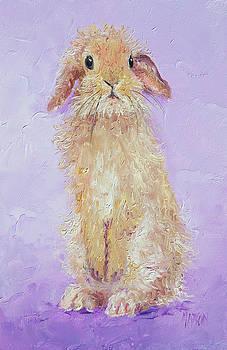 Jan Matson - Violet Bunny
