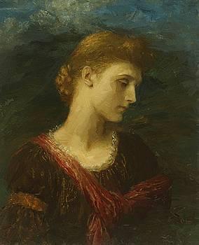 Watts George Frederick - Violet Lindsay 1881
