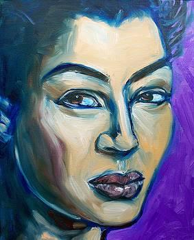 Violet by Sheila Tajima