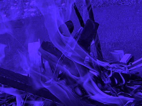 Violet Shine I I by Orphelia Aristal