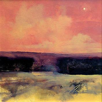 Violet Vista by Richard Morin