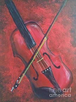 Violin by Heather James