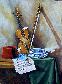 Violin by Med Abouzaid